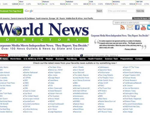 World News Directory Project